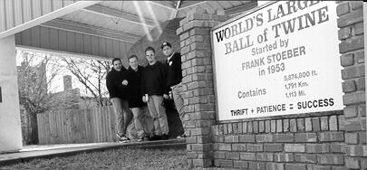 TFJ on Tour. Kansas